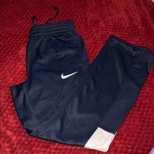 Navy Blue Nike TrackPants